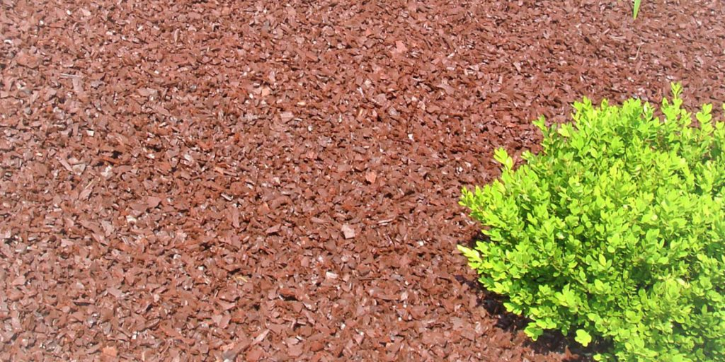 Rubber Tire Mulch | Rooted in