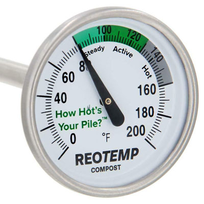 Compost Thermometer | Rooted in